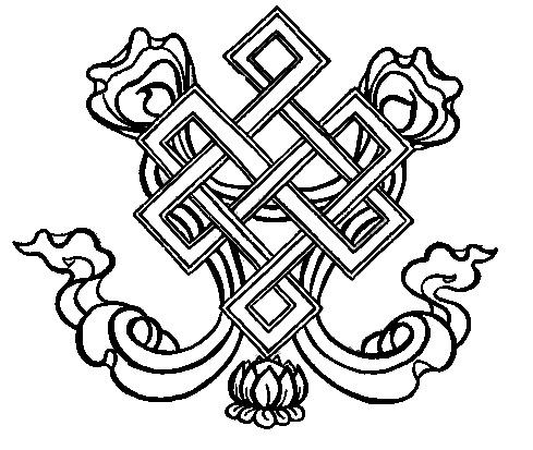 Буддизм Knot