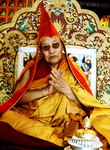 His Holiness Kyapje Trulshig Rinpoche